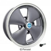 4-Spoke velg antraciet per stuk